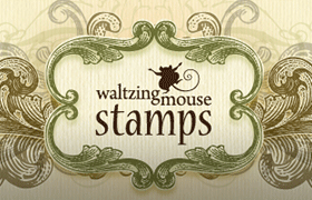 Waltzing Mouse Stamps